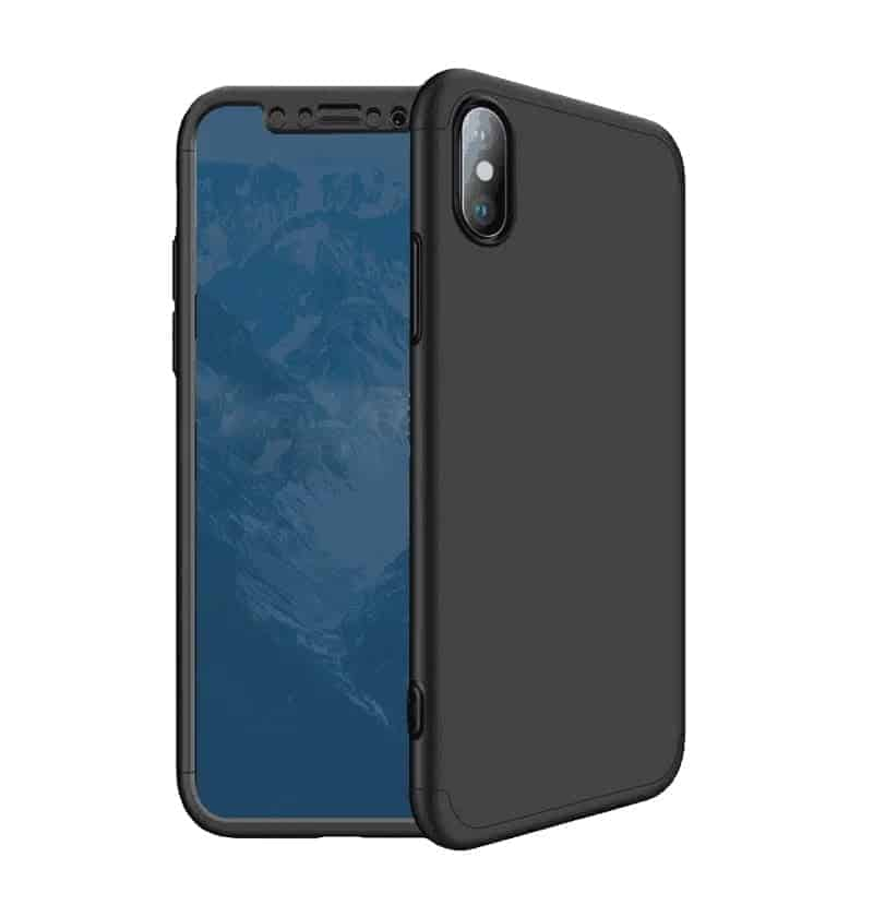 Iphone-x-360-beskyttelsescover-sort-png
