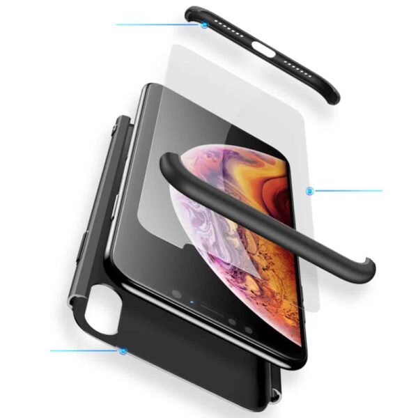 iphone-xs-360-beskyttelsescover-sort-cover