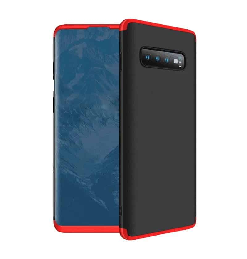 Samsung-galaxy-s10-e-360-beskyttelsescover-sort-roed-png