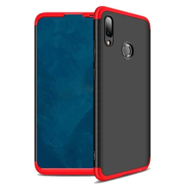 huawei-p-smart-2019-360-beskyttelsescover-sort-roed-png
