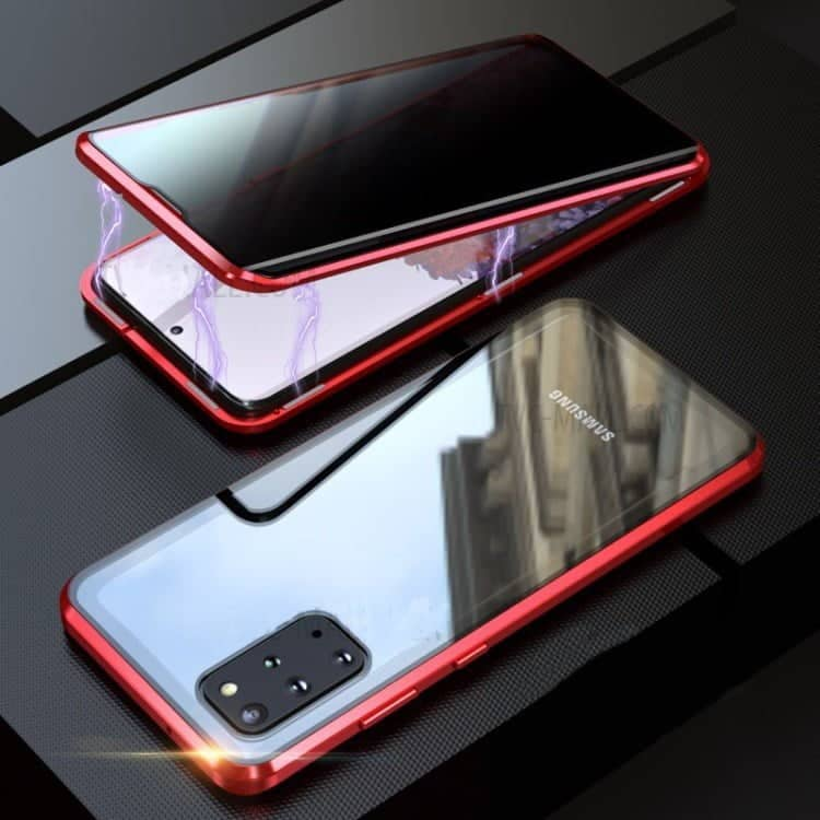 Samsung-s10-perfect-cover-red