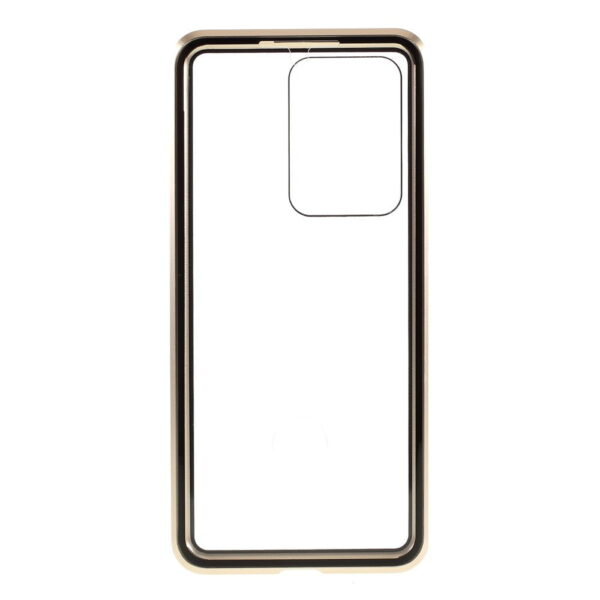 samsung s20 ultra perfect cover guld
