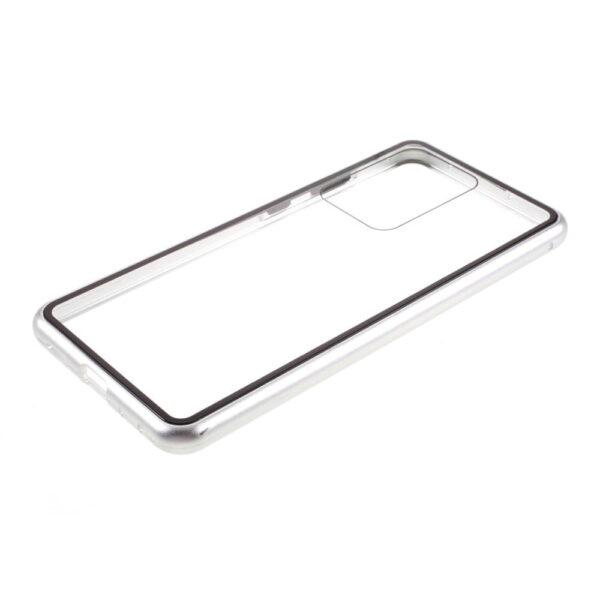 samsung s20 ultra perfect cover sølv