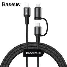 Baseus 2 i 1 kabel