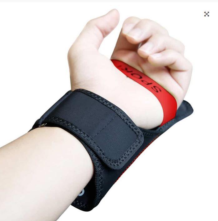 Løbearmbånd Håndled - Rød