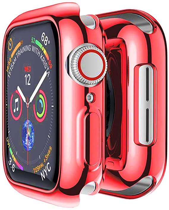Apple-watch-full-protection-roed-40mm
