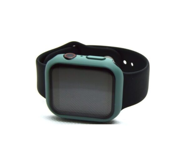 apple watch skærmbeskyttelse full protection armygrøn 38mm