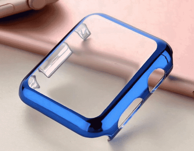 Apple-watch-skaermbeskyttelse-full-protection-blaa-44mm-1