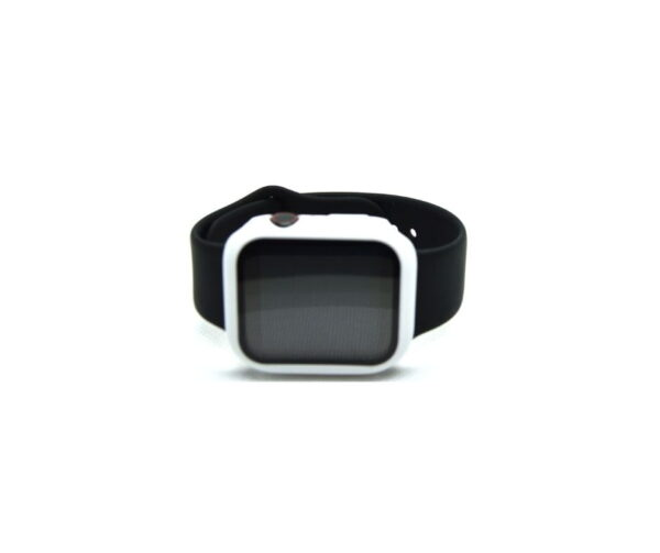 apple-watch-skaermbeskyttelse-full-protection-hvid-42mm-covers