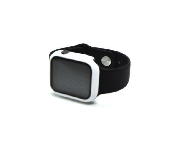 apple-watch-skaermbeskyttelse-full-protection-hvid-44mm-skaermbeskyttelse