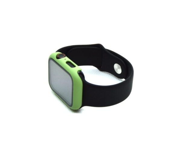 apple-watch-skaermbeskyttelse-full-protection-lysegroen-44mm-covers