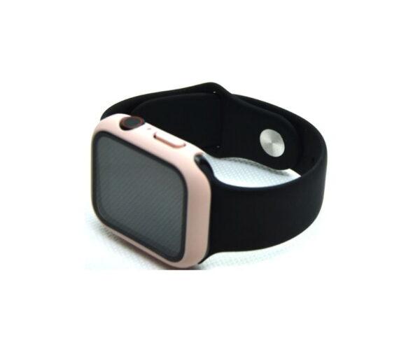 apple watch skærmbeskyttelse full protection pink 42mm