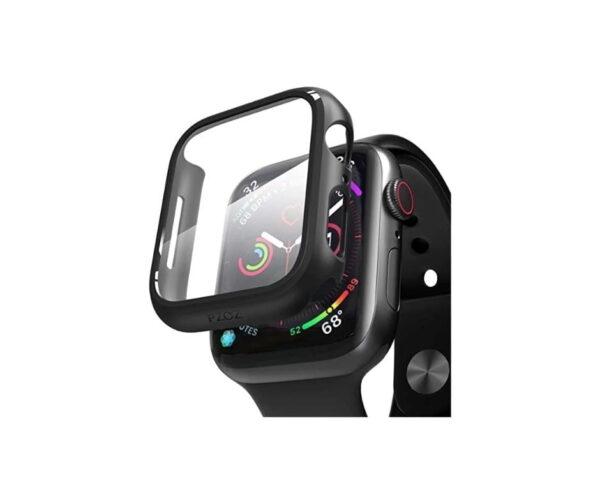 apple-watch-skaermbeskyttelse-full-protection-sort-40mm-beskyttelse