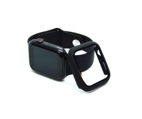 apple-watch-skaermbeskyttelse-full-protection-sort-42mm
