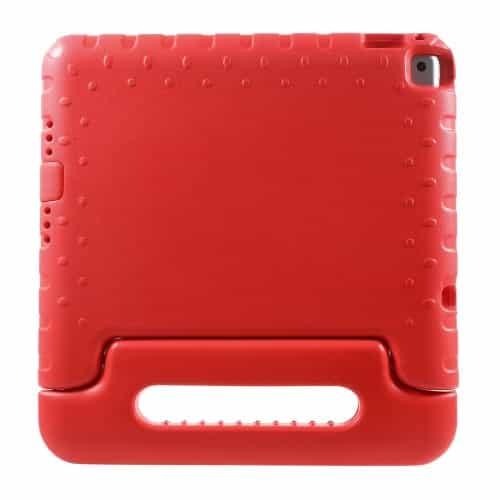 ipad air 2 (a1566, a1567) - eva skumgummi beskyttende etui - rød