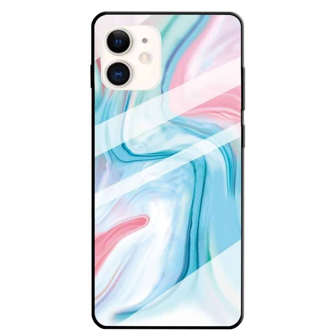 iPhone 11 Cover Colorful Sky