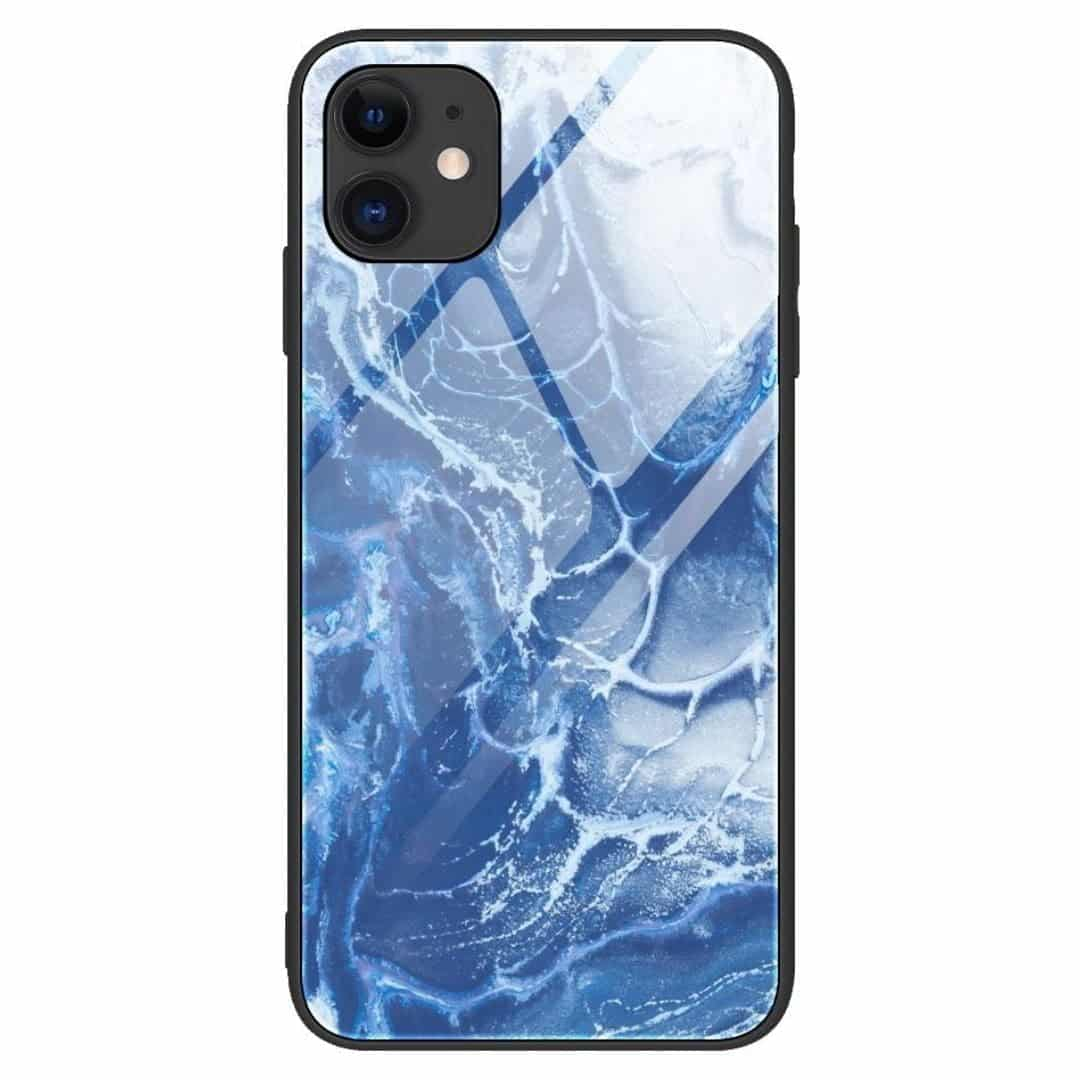 iPhone 11 Cover Ocean Blue