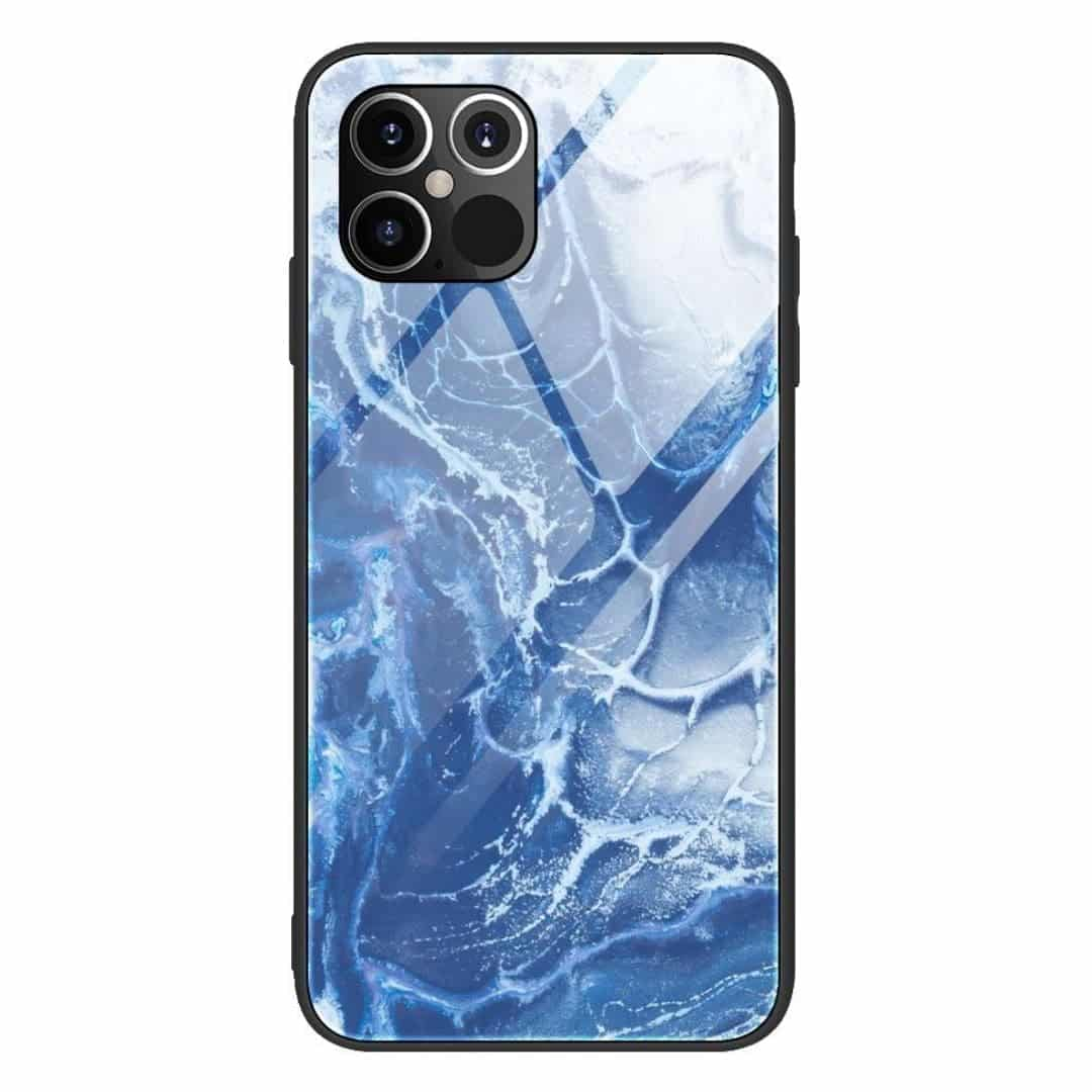 iPhone 11 Pro Max Cover Ocean Blue