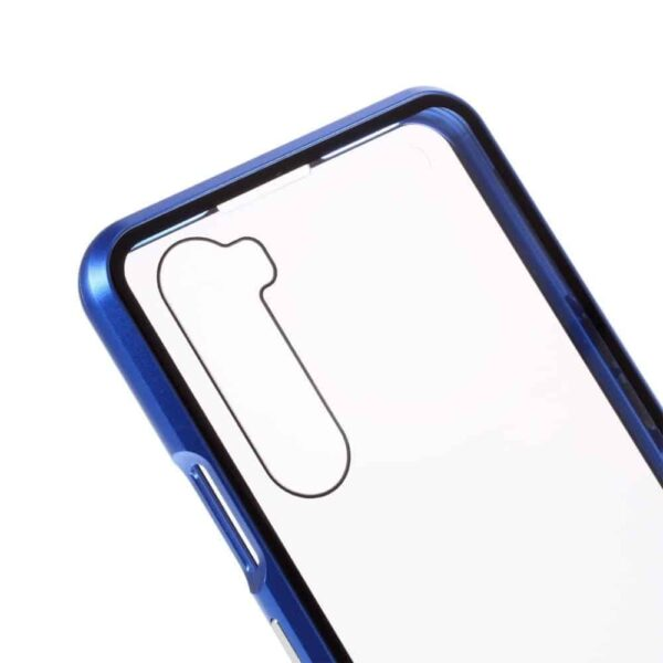 oneplus-nord-perfect-cover-blaa-beskyttelse