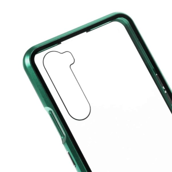 oneplus-nord-perfect-cover-groen-beskyttelse