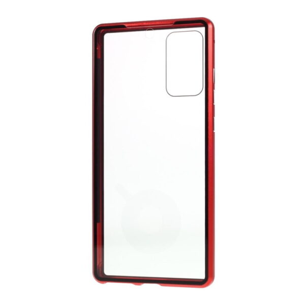 samsung-note-20-ultra-perfect-cover-roed-beskyttelse