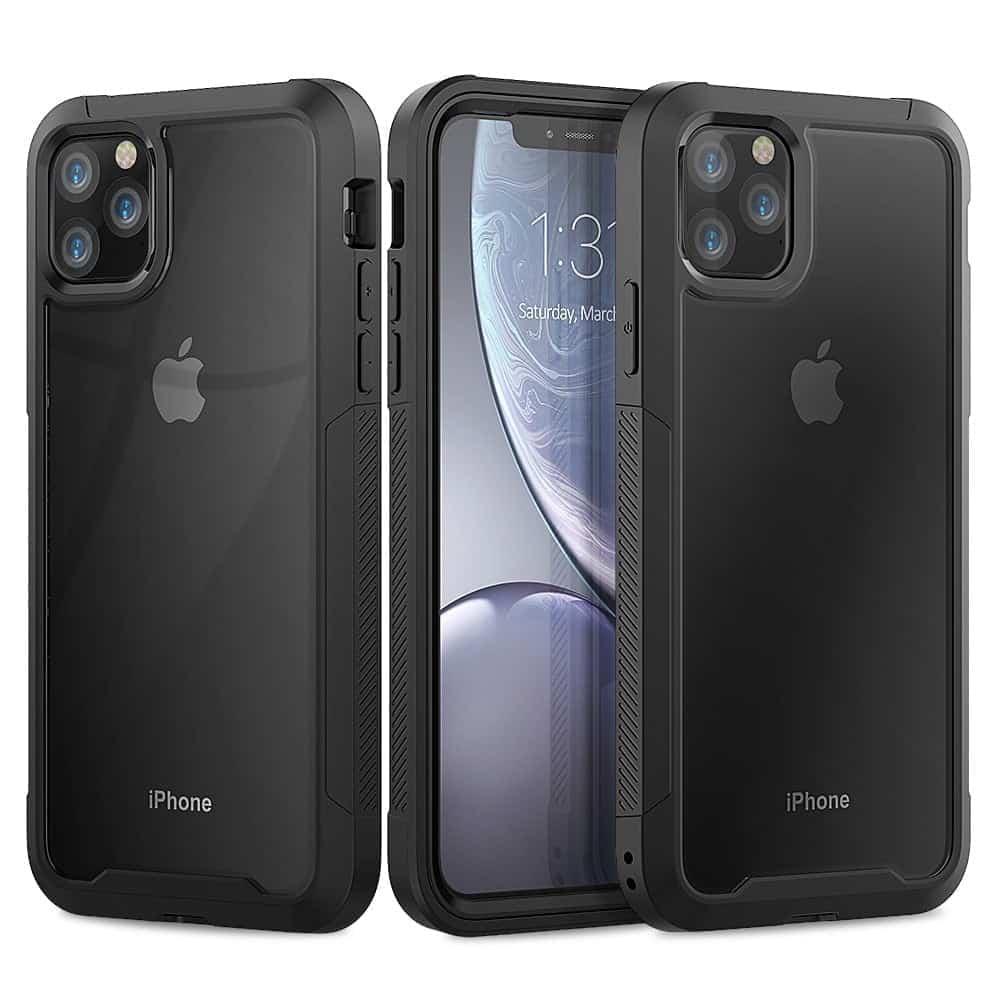 iphone 11 pro bumper cover sort