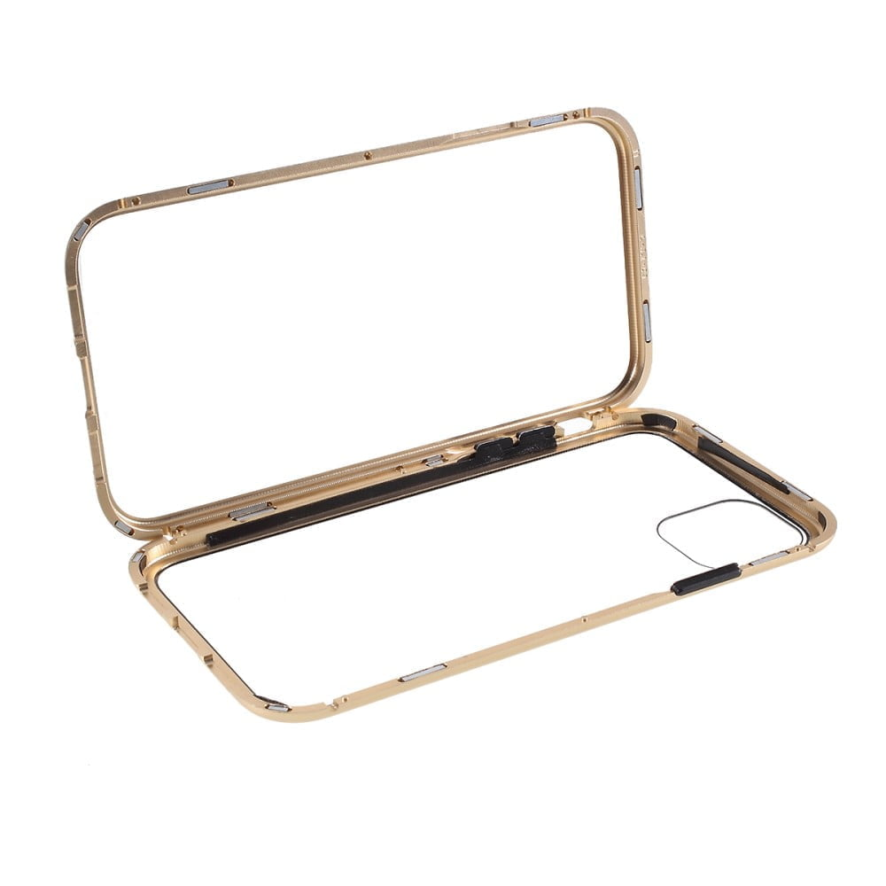 iphone 12 mini perfect cover guld