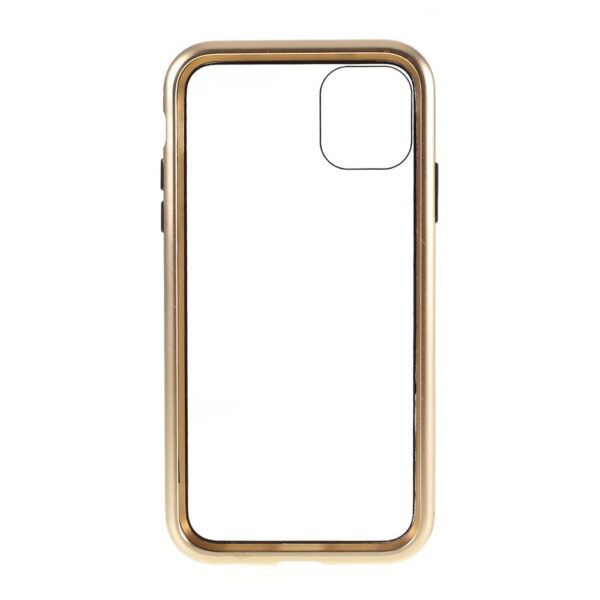 iphone 12 pro perfect cover guld