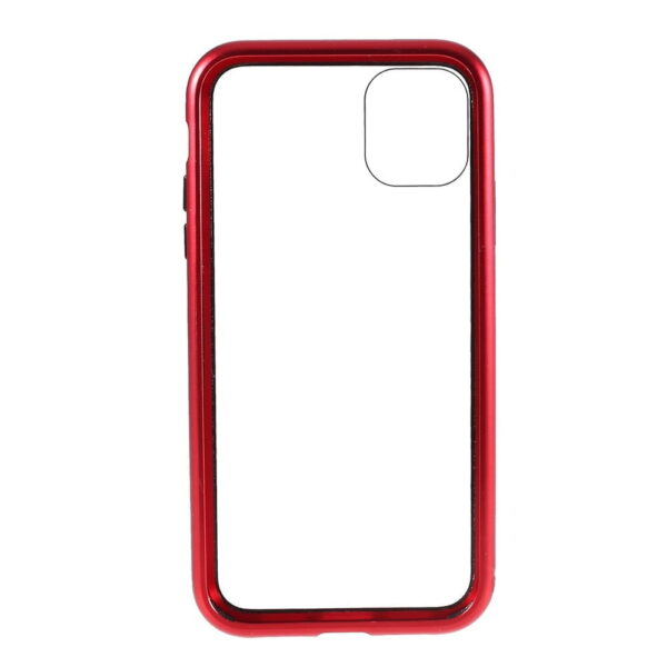 iphone 12 pro perfect cover rød
