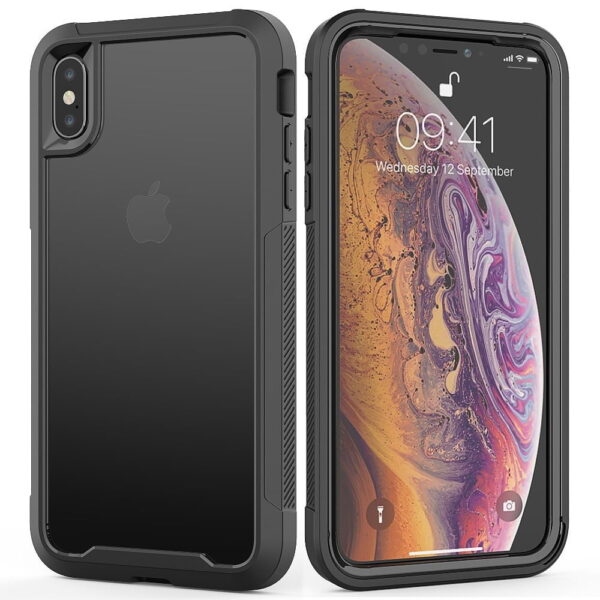 iphone xs bumper cover sort