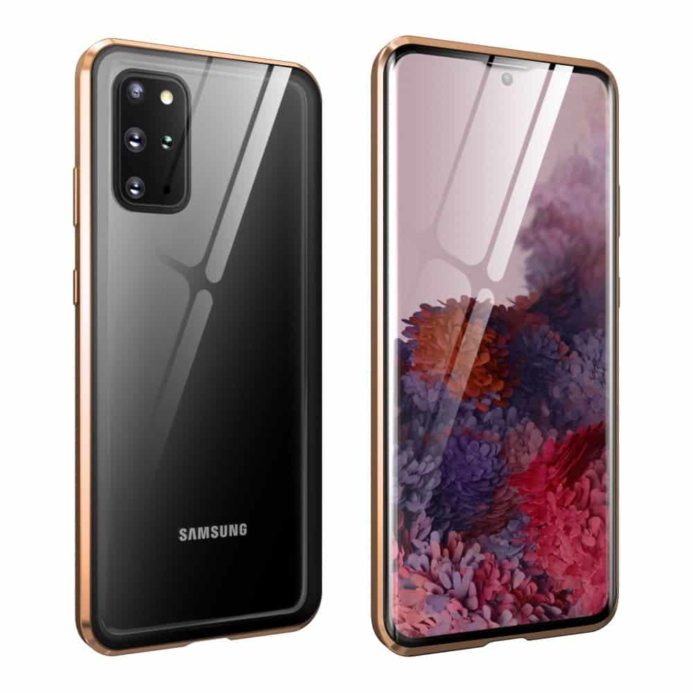 samsung s20 fe perfect cover guld
