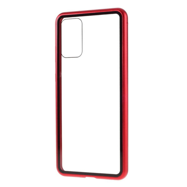 samsung s20 fe perfect cover rød