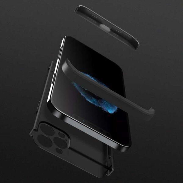 iphone-12-pro-360-beskyttelsescover-sort-mobilcover