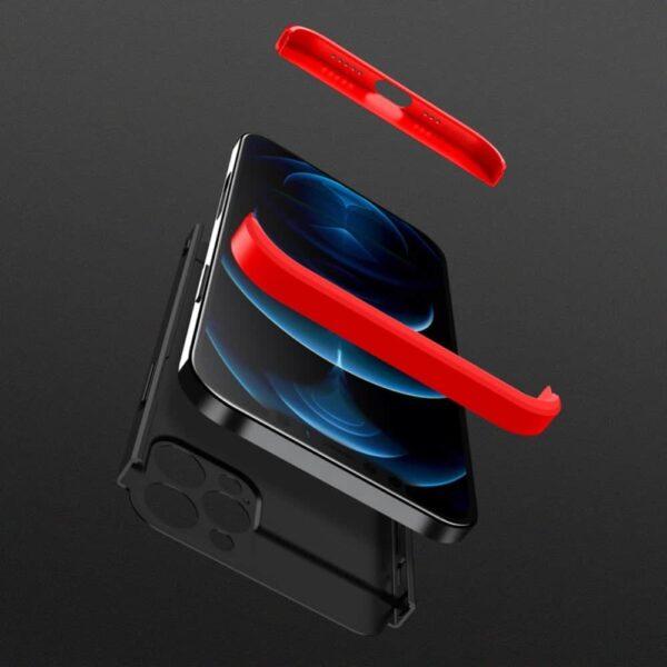 iphone-12-pro-360-beskyttelsescover-sortroed-mobilcover