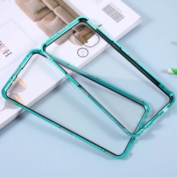 oneplus-nord-n100-perfect-cover-groen-mobil-cover