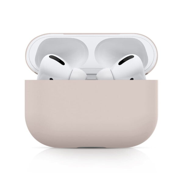 airpods pro cover light beige