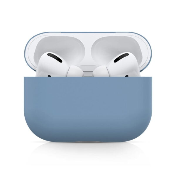 airpods pro cover lyse blå