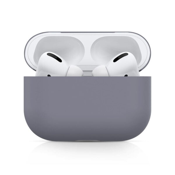 airpods pro cover navy grå