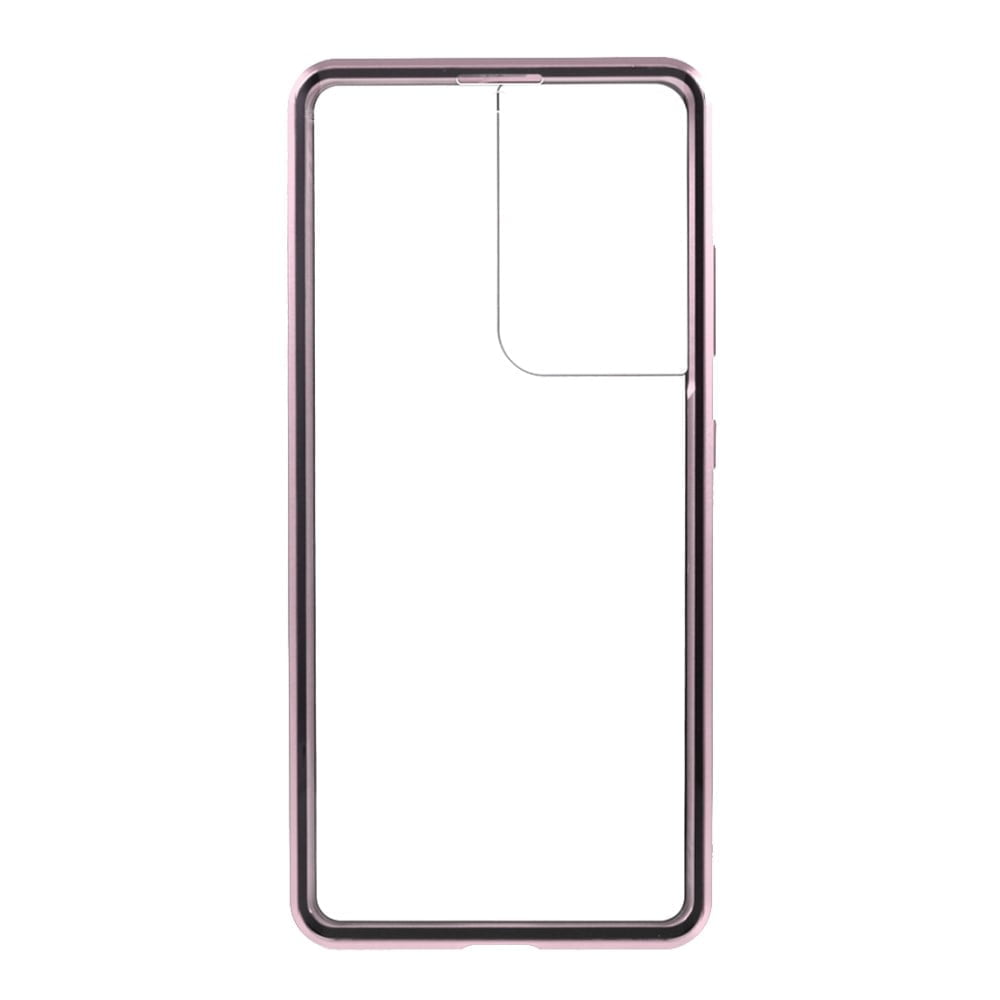 samsung s21 ultra perfect cover rosa guld