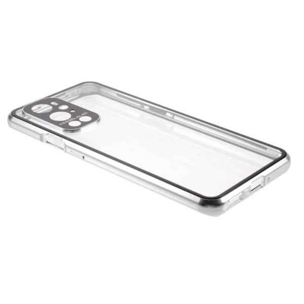 oneplus 9 pro perfect cover soelv beskyttelses cover