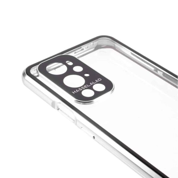 oneplus 9 pro perfect cover soelv beskyttelsescover